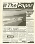 The Paper, Vol. 1 No. 5 by Monterey County AIDS Project