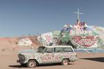 Into the American Desert Series no. 21 by Jett Johnson