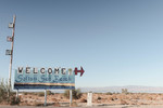 Into the American Desert Series no. 27 by Jett Johnson